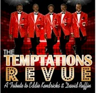 The Temptations Revue